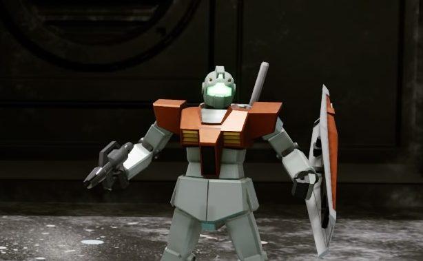 New GUNDAM BREAKER~ジム~