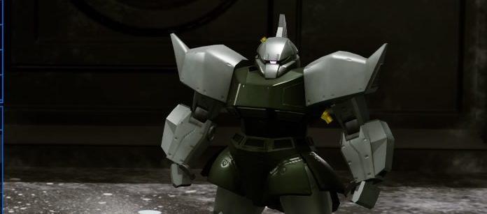 New GUNDAM BREAKER~量産型ゲルググ~