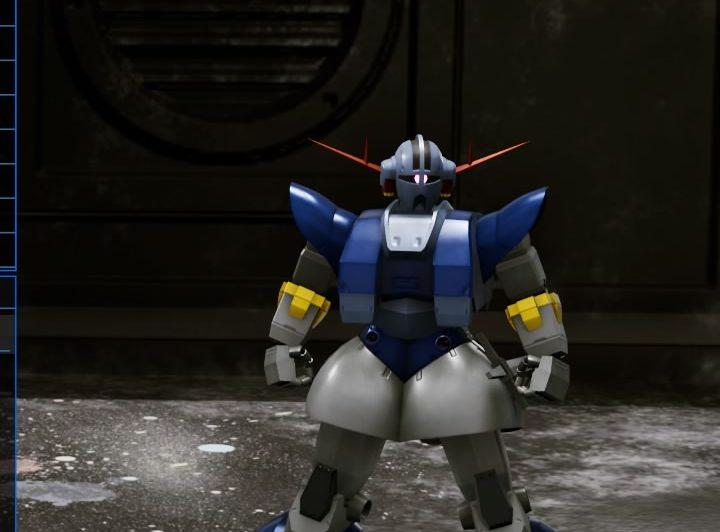 New GUNDAM BREAKER~パーフェクトジオング~