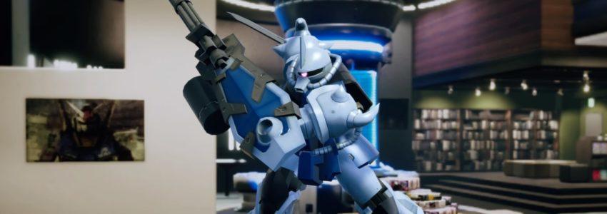 New GUNDAM BREAKER~グフカスタム~