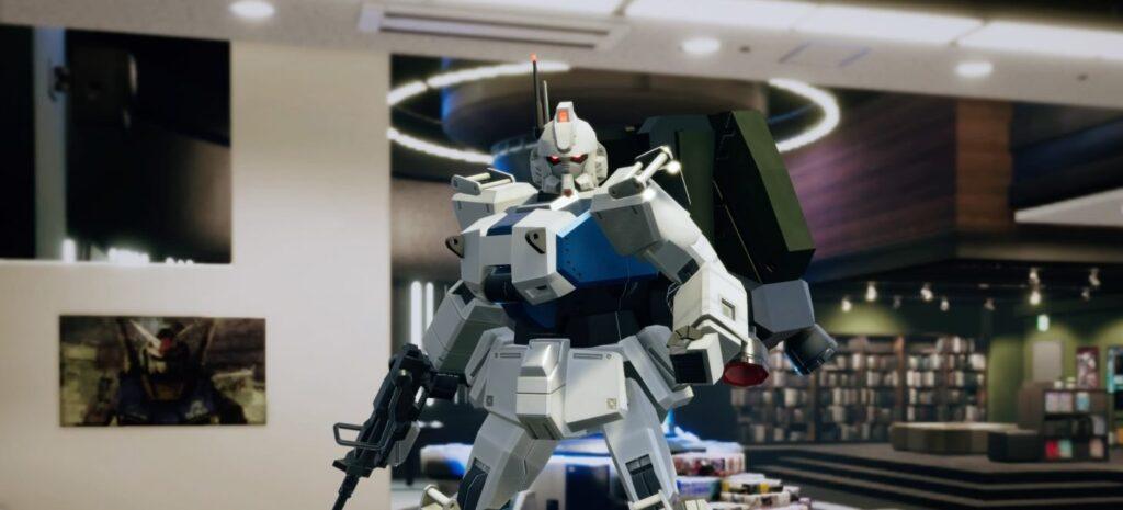 New GUNDAM BREAKER~ガンダムEz8~