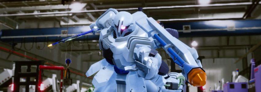New GUNDAM BREAKER~ヅダ~