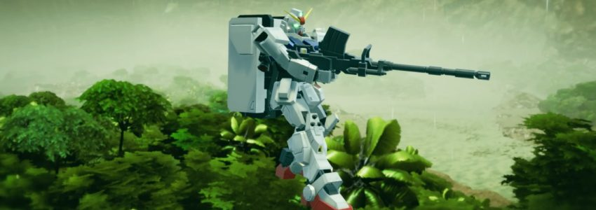 New GUNDAM BREAKER~陸戦型ガンダム~