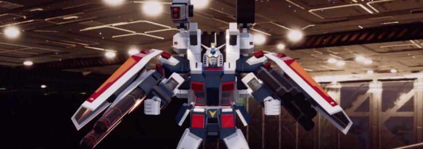 New GUNDAM BREAKER~フルアーマー・ガンダム(サンダーボルト版)~