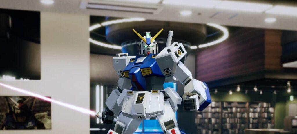 New GUNDAM BREAKER~ガンダムNT-1~