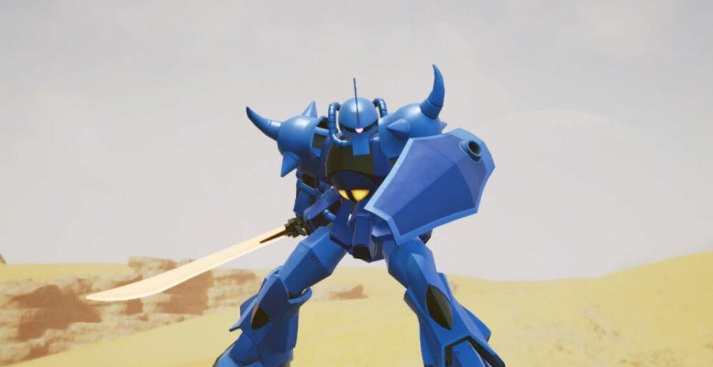 New GUNDAM BREAKER~グフ~