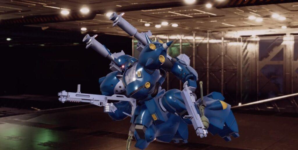 New GUNDAM BREAKER~ケンプファー~