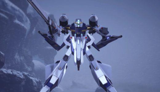 New GUNDAM BREAKER~ギャプランTR-5[フライルー]~